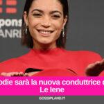 Elodie sarà la nuova conduttrice de Le Iene