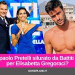 Pierpaolo Pretelli silurato da Battiti Live per Elisabetta Gregoraci?