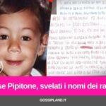 Denise Pipitone, svelati i nomi dei rapitori