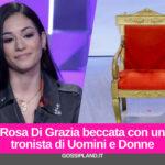 Rosa Di Grazia beccata con un tronista di Uomini e Donne