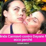 Rosalinda Cannavò contro Dayane Mello: ecco perchè