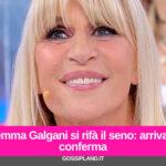 Gemma Galgani si rifà il seno: arriva la conferma