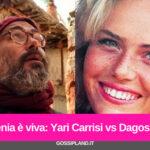 Ylenia è viva: Yari Carrisi vs Dagospia