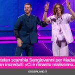 Cattelan scambia Sangiovanni per Madame. Fan increduli: «Ci è rimasto malissimo...»