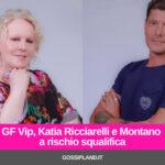 GF Vip, Katia Ricciarelli e Montano a rischio squalifica