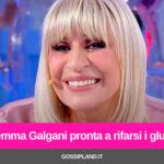 Gemma Galgani pronta a rifarsi i glutei