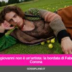 Sangiovanni non è un'artista: la bordata di Fabrizio Corona