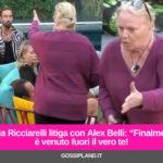 """Katia Ricciarelli litiga con Alex Belli: """"Finalmente è venuto fuori il vero te!"""""""