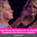 """Katia Ricciarelli furiosa con Jo Squillo: """"Bugiarda! Qua finisce in tragedia"""""""